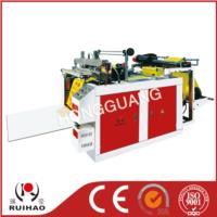 Computer heat-sealing &heat-cutting bag making machine